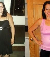 Comment Jen a perdu 65 kg ... en apprenant le hula hoop