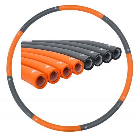 Fitness-hoelahoep-new-Generaltion-orange