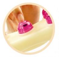 Boutons magnétiques de massage