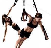Exercice de «rotation suspendue»